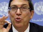 Pompeo miente dijo canciller cubano Twitter