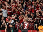 Atlético Paranaense ganó Copa Sudamericana 2018 derrotar penales Junior.
