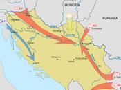 guerra mundial: intervención alemana balcanes. desmembración yugoslavia