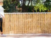 Tipos Ocultación para Vallas Cerramientos jardines terrazas