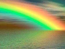 arco iris, símbolo poderoso antiguas creencias