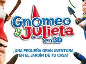 Gnomeo Julieta, unos enamorados cerámica