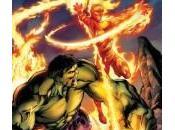 Primer vistazo Incredible Hulk Human Torch: From Marvel Vault