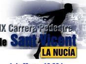 Nucia. Fiesta Vicente Ferrer Carrera Pedestre Sant Vicent 2011
