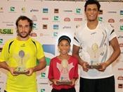 Challenger Santos: Souza venció Junqueira levantó trofeo
