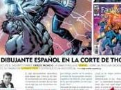 Entrevista Carlos Pacheco motivo Ultimate Thor Cinemanía