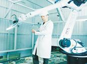 robot reciclador