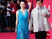 Jackie Chan Zhang inauguran Primer Festival Cine Pekín