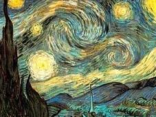 Vincent y... Starry, starry night