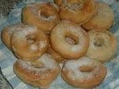 niños hacen merienda: donuts