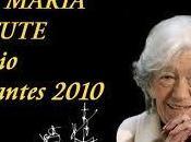 MATUTE PREMIO CERVANTES 2010