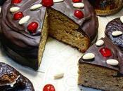 Lebkuchen [Bizcocho alemán especias chocolate]