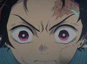 """Kimetsu Yaiba"" trailer capturas pantalla"