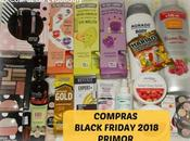 Compras Black Friday Primor 2018