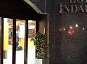 HOTEL SILKEN INDAUTXU Bilbao, bueno, estuve agusto