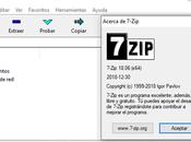 7-Zip 18.06 disponible para descarga