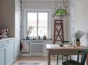 Cocina rústica moderna múltiples acabados