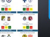 Inicia clausura 2019, trasmisiones jornada futbol mexicano