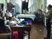 Balance reunión 2018 nuevo comité iapg perú