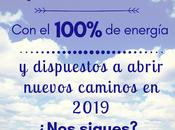 ➡️Este 2019 #𝗗𝗶𝗮𝗿𝗶𝗼𝗱𝗲𝗚𝗲𝗿𝗶𝗮𝘁𝗿í𝗮 vuelve energía