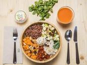 Restaurantes saludables para purgar cuerpo excesos.