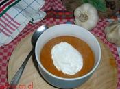 Sopa crema