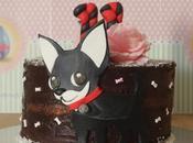 Tarta Chihuahua Toby