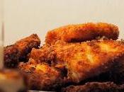 Leche frita aroma canela azahar