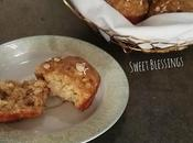 Muffins plátano avena