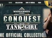 Tank Girl Warhammer Conquest, conversión Kill Team