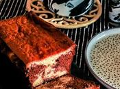 Thre Flavours Marbled Cake