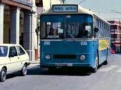Autobús Empresa Martín Plaza España