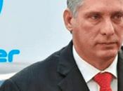 """Díaz-Canel dice """"seguir estudiando cómo bajar tarifas"""" Internet"""