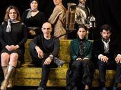 """Valentía"""", Teatro Central convierte hogar."""