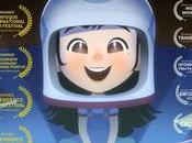 Small Step, #Cortometraje sobre Luna, niña china estadounidense sueña convertirse astronauta