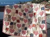 primera colcha patchwork!!!