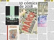 cómics 2018 para Color