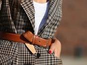 Style tips; blazer primavera.-