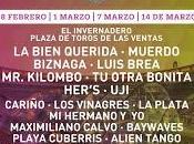 Invernadero Fest 2019