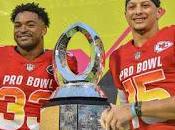 Conferencia Americana (AFC) dominó Nacional (NFC) Bowl 2019