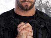 Seth Rollins esta razón tenía cabello Rubio