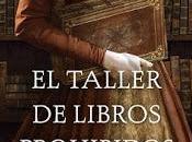 taller libros prohibidos Olalla García