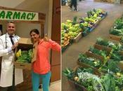 Médico norteamericano receta alimentos orgánicos lugar remedios