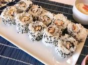 California rolls, Chicken roll
