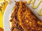 Cachapera Barcelona, restaurante cocina callejera venezolana
