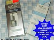 Review Gama Aqua-Complete (Sérum contorno ojos) BIOCURA Supermercados Aldi