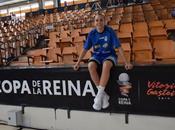 "Andrea Vilaró: ""Fue suerte romperme ligamentos cruzados"""