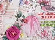 Tutorial Scrapbooking: Álbum Comunión Princess Garden