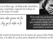Infografía: «Homenaje Charles Bukowski»