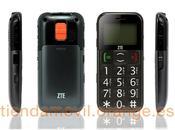 móvil esencial, sólo para mayores